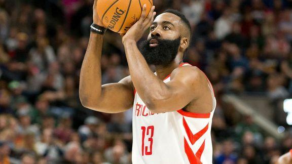 acheter populaire 0fbbb 3ff48 NBA | Basket - NBA : Houston meilleur sans James Harden ? La ...
