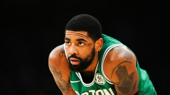 design intemporel 3c3c0 23369 NBA   Basket - NBA : Kyrie Irving vers Brooklyn avec ...