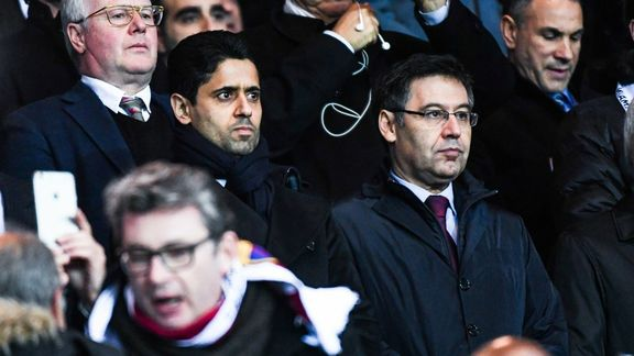 PSG / Barça : Bartomeu ne verra pas Al-Khelaïfi pour Neymar