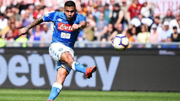 Le président de Naples va punir ses joueurs frondeurs