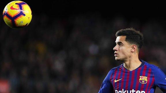 Mercato Barça: L'agent de Coutinho est à Paris !