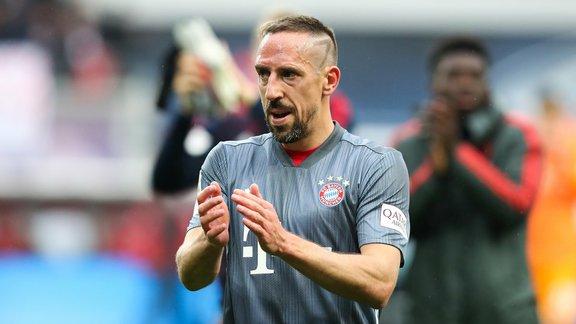Ribéry tout proche — Mercato Fiorentina