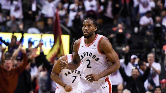 meilleure sélection d31f1 a8b2d Basket | Basket - NBA : Kawhi Leonard raconte l'exploit des ...