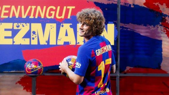International : Barça : Griezmann reçoit les reproches d'un ancien coéquipier