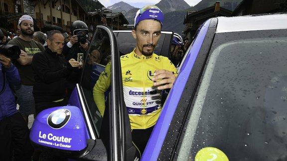 Brailsford: Tour de France