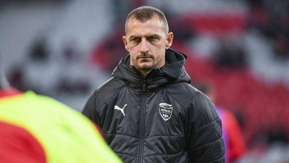 Christian Gourcuff, nouvel entraîneur — Nantes