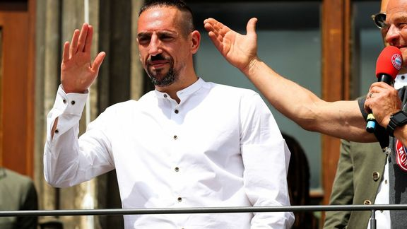 Ribéry est enfin arrivé à Florence ! (Vidéo) — Mercato ex OM