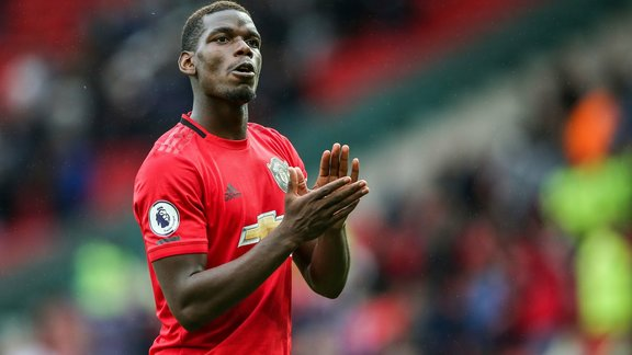 International : Manchester United: le Real, Pogba espère un miracle