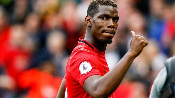 International : Manchester United: le Real, Pogba espère un miracle