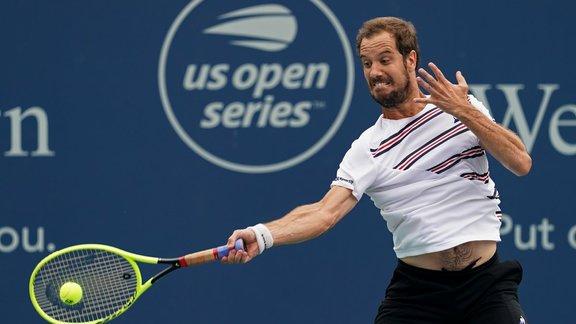 Richard Gasquet s'offre un billet pour les demi-finales à Cincinnati — ATP