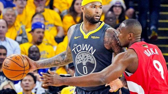 DeMarcus Cousins se blesse sérieusement à un genou — NBA