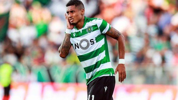 Rennes : C'est signé pour Raphinha (Sporting)