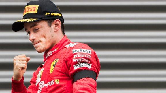 F1: autre victoire pour Charles Leclerc; Lance Stroll 12e