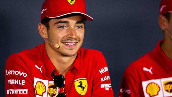 Grand Prix d'Italie : Leclerc prend la pole devant les Mercedes