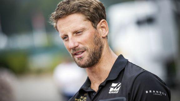 F1 : Grosjean chez Haas jusqu'en 2020