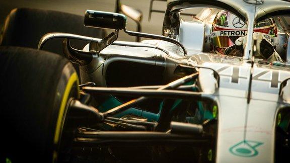 Grand Prix de F1 de Russie: victoire du Britannique Lewis Hamilton