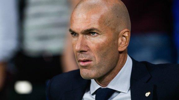 Courtois a terminé à l'hôpital — Real Madrid