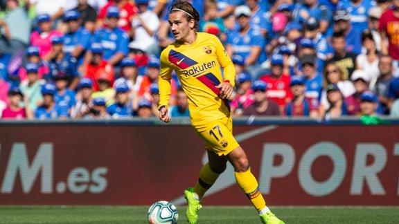 Messi évoque sa relation avec Griezmann — Barça