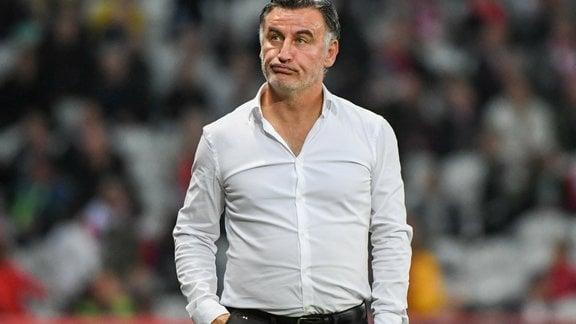 LOSC : Christophe Galtier inquiet pour Lille !