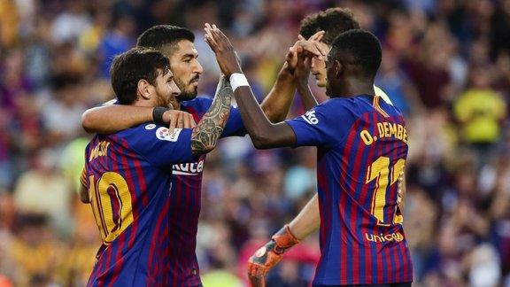 International : Barça : Dembélé pète les plombs et manquera le Clasico