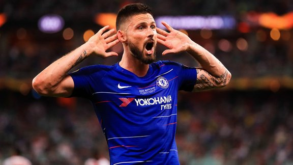 Les dessous de l'opération Giroud, dévoilés — Chelsea / Inter Milan