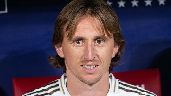 Modric espère que Bale va rester — Real Madrid