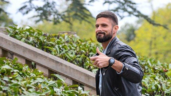 Olivier Giroud vers une destination inattendue — Mercato