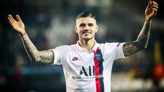 Le PSG a pris sa décision pour Mauro Icardi — Mercato