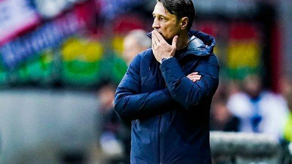 Bayern Munich, Neuer tacle Kovac