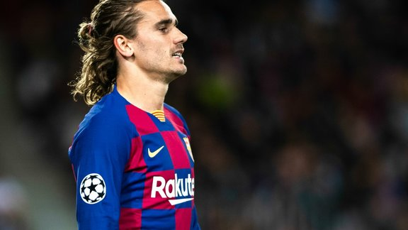 Deschamps évoque la situation de Griezmann — Barça