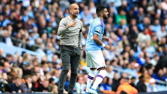 Le beau geste de Guardiola — Man City