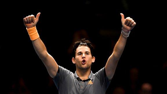 Berrettini bat Thiem en attendant Djokovic-Federer — Masters