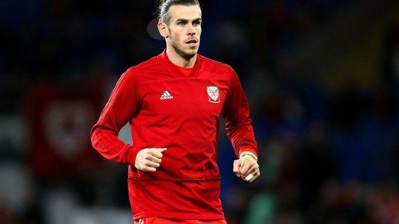 Bale égratigne le club — Real Madrid