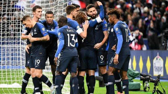 Equipe De France Euro 2020 Albanie France A Quelle