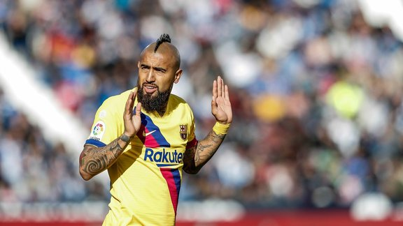 International : Barça : Vidal cash avec son club