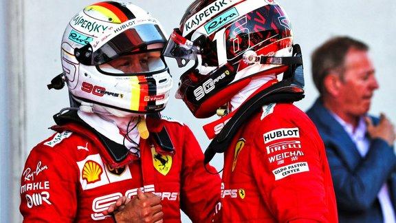 GP Abu Dhabi - Leclerc reste troisième, Ferrari écope d'une énorme amende