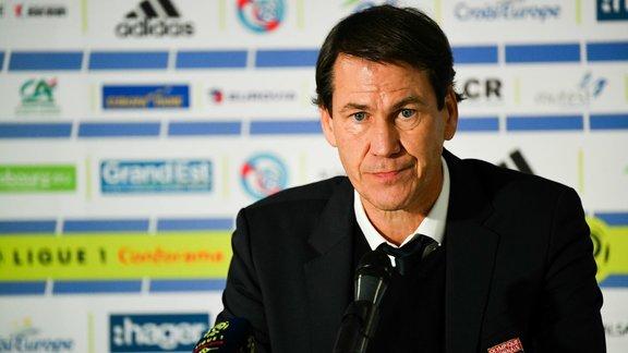 Rudi Garcia joue sa tête contre Leipzig ? Il craque — OL