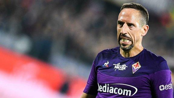 Juninho voulait Franck Ribéry — OL