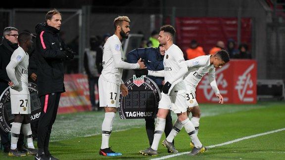 Trois absents de marque face à Nantes — PSG