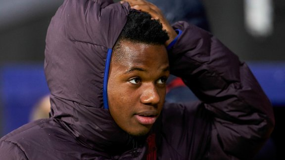 Officiel : Ansu Fati prolonge au Barça