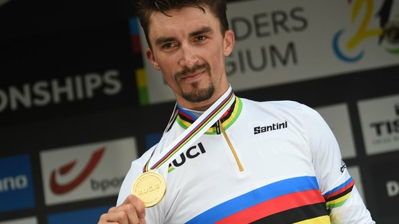 Biking: Marc Madiot sends a potent message to Julian Alaphilippe!