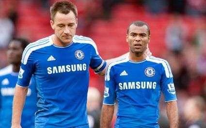 Terry accusé de racisme par Ferdinand