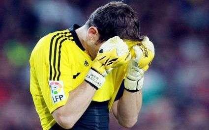 Real : Casillas mis à l'amende par Mourinho !