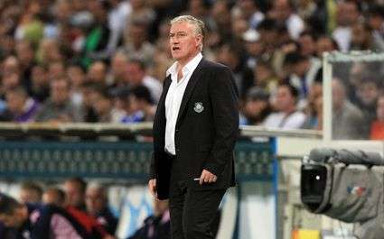 OM : Deschamps bosse à l'arrache