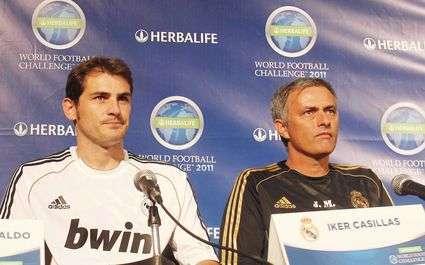 Real : Casillas et Mourinho s'évitent
