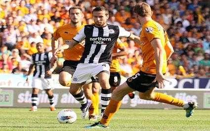 EDF : Cabaye blessé avec Newcastle
