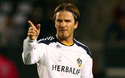 PSG : les Galaxy bloquent Beckham !