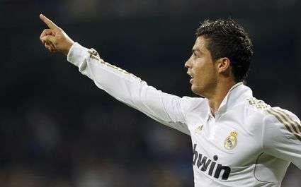 Cristiano Ronaldo prend la pilule