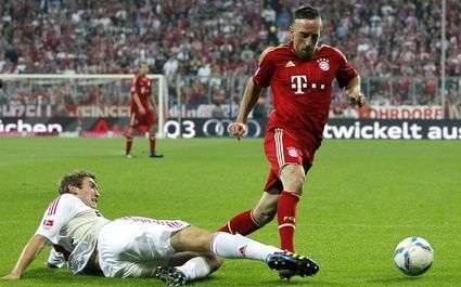 Le Bayern s'impose facilement