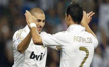Real : Benzema et Ronaldo ont des plans drague
